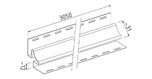 Угол внутренний SV-13